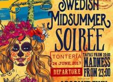 Swedish Midsummer Soiree at Tonteria