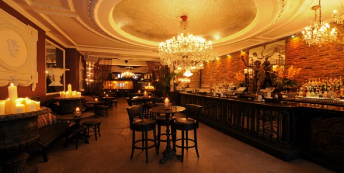 Jewel : London's Top Bars. Great nightlife, extensive cocktail list, one of London's most exclusive bars.