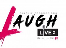Laugh Live at the Roof Gardens