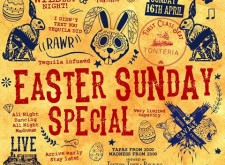 Easter Sunday Special at Tonteria
