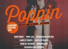 Poppin' at Love & Liquor