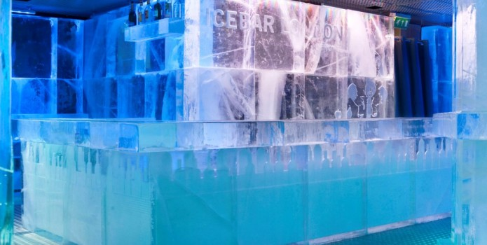 Ice Bar : London's Top Bars.