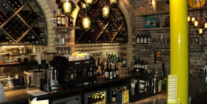 Baranis : London's Top Bars. Great nightlife, extensive cocktail list, one of London's most exclusive bars.