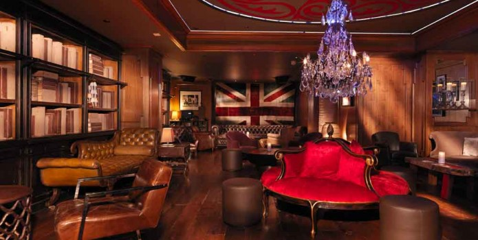Novikov : London's Top Bars.