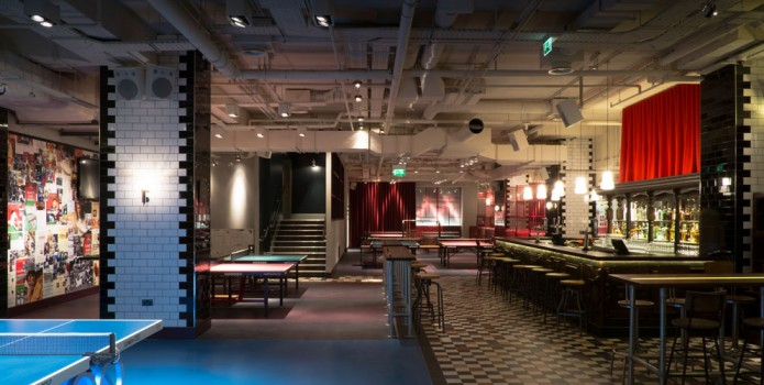 Bounce : London's Top Bars. Great nightlife, extensive cocktail list, one of London's most exclusive bars.