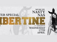 Happy Eastern at Libertine!