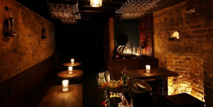 BYOC : London's Top Bars. Great nightlife, extensive cocktail list, one of London's most exclusive bars.