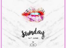 Dj JOJO this Sunday at Libertine!
