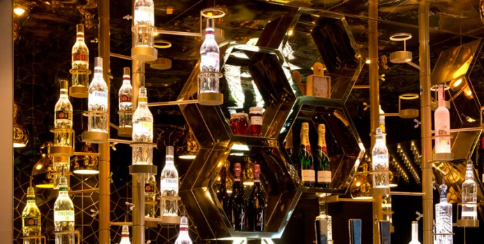 Golden Bee : London's Top Bars. Great nightlife, extensive cocktail list, one of London's most exclusive bars.